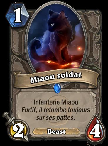 Infanterie Miaou